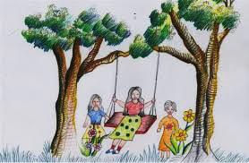 Rajo Parbo – Monsoon celebration through menstruation