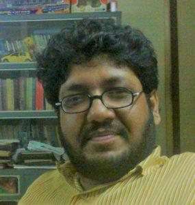 Abhra Chakrabarti