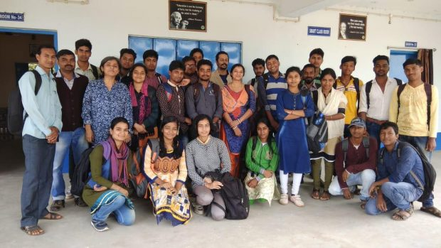 """Dr. Avik Ray and Dr. Rajasri Ray conducted ecological fieldwork on """"Natural Resource Conservation and Management"""""""